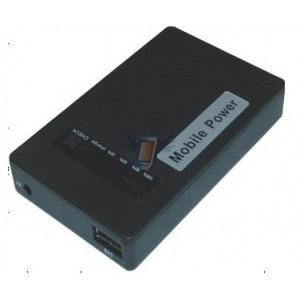 Externí baterie MobilePower pro digitální elektroniku (3500mAh)