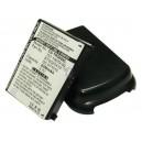 Baterie pro Palm Centro, 2400 mAh, černá