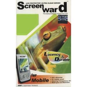 Ochranná fólie ScreenWard pro HTC Touch Diamond 2