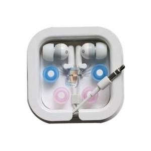 Sluchátka pro MP3 přehrávače, černá