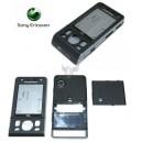 Kompletní housing pro Sony Ericsson W910, černý