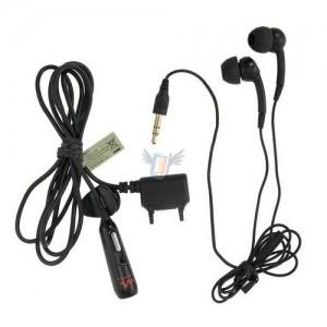 Sony-Ericsson stereo handsfree HPM-70, black