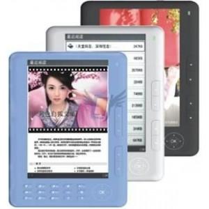 eBook - čtečka elektronických knih eB-700, černá