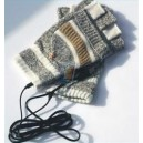 USB vyhřívané rukavice, model 9