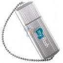 USB disk AData MyFlash 8GB, stříbrný