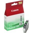 Zelená (green) náplň CANON Pixma CLI-8G