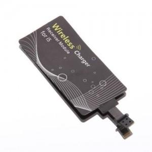 Bezdrátová nabíječka Qi Wireless Charger Receiver pro iPhone 5