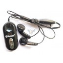Stereo Bluetooth sluchátka BS-109, černá