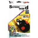 """Ochranná fólie ScreenWard pro digitální kamery a fotoaparáty s 2,5"""" displejem"""