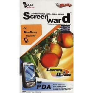 Ochranná fólie ScreenWard pro Palm Treo 680, matná