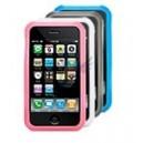 Polycarbonové fialové Slim Fit Case pouzdro pro iPhone 3G